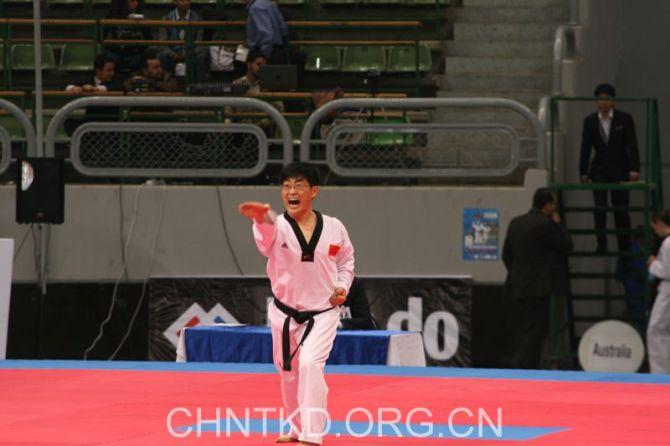 我的世界跆拳道品势锦标赛感言(二)