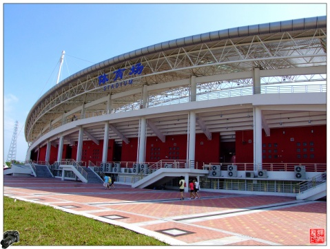 中南大学新校区体育馆在哪里图片