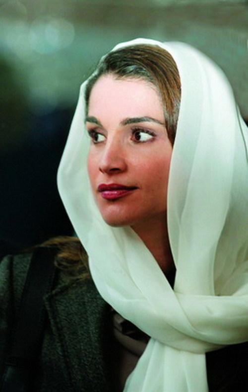 约旦王后拉尼娅专访 - 外滩画报 - 外滩画报 的博客