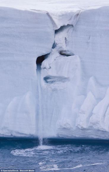 哭泣的北极冰川 - wwwyyy008009 - 有看风景的心情,自然就有看不完的风景