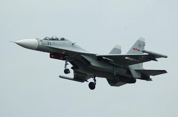 [转载]中国空军战机美图全集