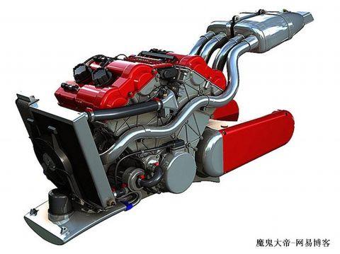 法拉利V4摩托车亮相 - 酒鬼鼠 的日志 - 网易博客 - 不老松 - 不老松的博客