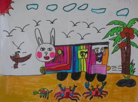 二年级 画日记 二年级图画手抄报秋天 六年级美术画画大图片