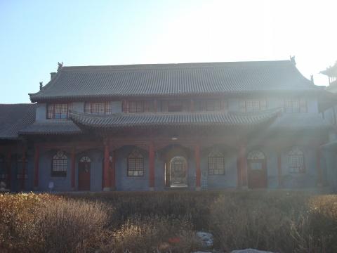 河边阎锡山故居 - 雪辉 - 易往的博客