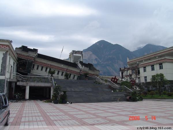 我在汶川映秀亲身经历惊心动魄的特大地震(作者张天一) - 游戏智慧 - zct617的博客