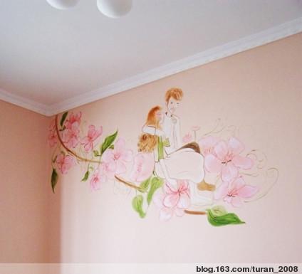 博手绘墙画艺术