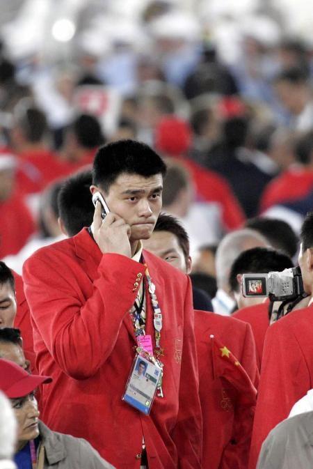 奥运开幕式有多少通信元素? - 毛启盈 - 毛启盈的博客