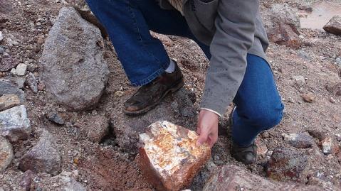 访石磨石 - 漏室 -   漏   室