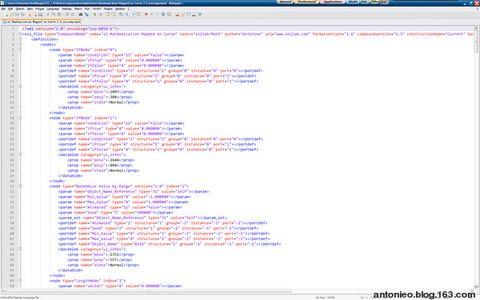 XSI 小技巧——让XSI 7的Compound参数分组显示 - Antonieo - Antonieos