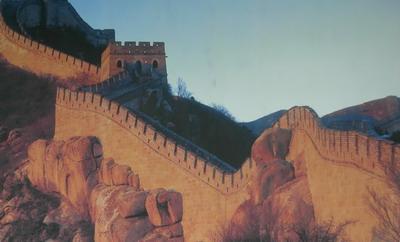 长城,天人合作的行为艺术之最(上) - 司马平邦 - 司馬平邦·新千字文