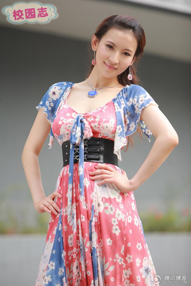 模特:徐凌雪  - 心飞 - 笨笨IC猫---子杰