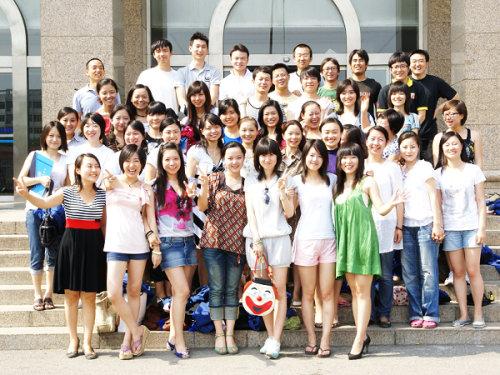 2009,毕业 - 夏笳 - 夏天的茄子园