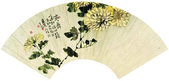 扬州八怪字画欣赏 - 墨海雪浪 - 墨海雪浪