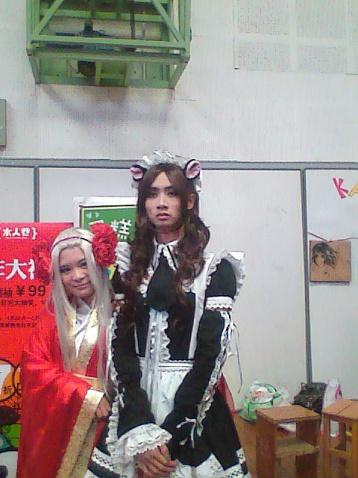 第三届佛山动漫文化祭 - Ms.Mon - I am the Psychopath