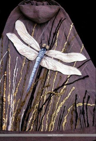 绝美的中国立体刺绣收藏(组图) - 月光爱人 - 在生活的路上浅吟低唱