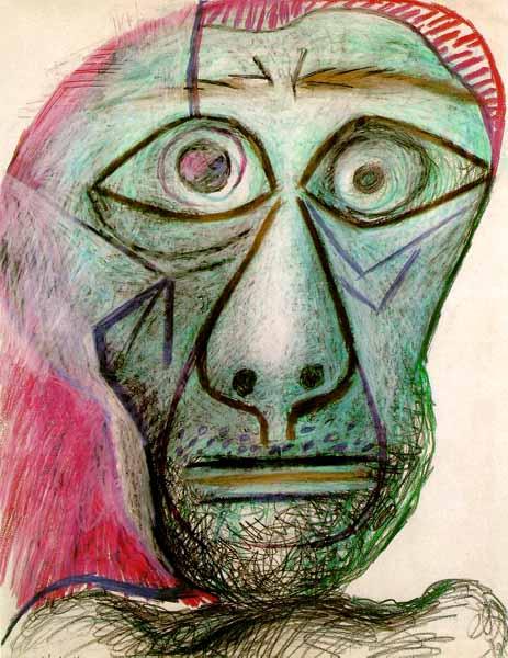 毕加索:我是一个魔术师 - 刘放 - 刘放的惊鸿一瞥