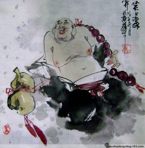 【写生能力】不等于【造型能力】 - shiyuhualang - 魏武双的水墨写意BLOG