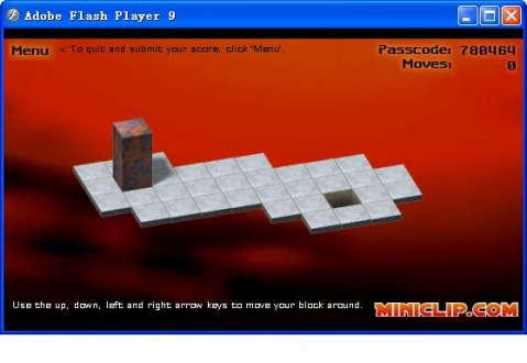 一个好玩的智力小游戏BLOXORZ - 阿蔡 - Flex 技术博客