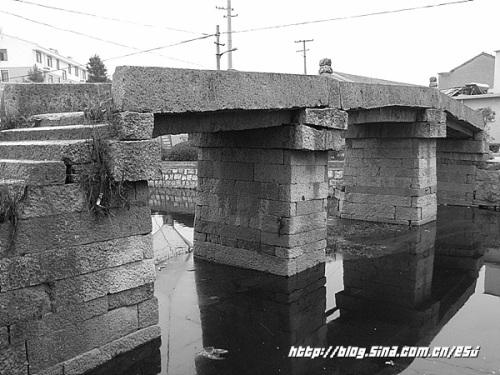 绍兴古桥:漓渚镇古桥遗存基本确认仅存3座(转) - 河山 - 河 山 de boke