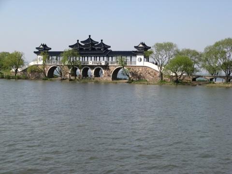 太湖仙岛 - 田玉 - 三乐斋博客