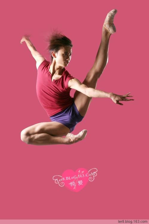 【孙锐】2009年央视春晚唯美舞蹈蝶恋花男色舞者 - 沙加 - 纯爱