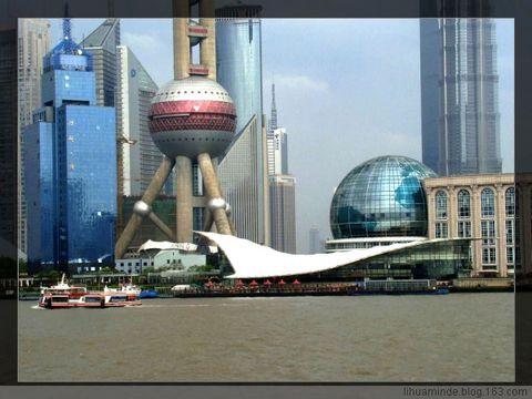 上海外滩图片 - 那片蓝色的天空 - 那片蓝色的天空