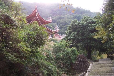 水湖山,清风洞 - 老陶 - 行走时光