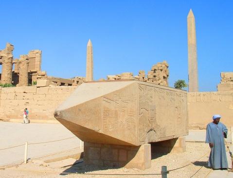 方尖碑是古埃及文明最富有特色的象征图片
