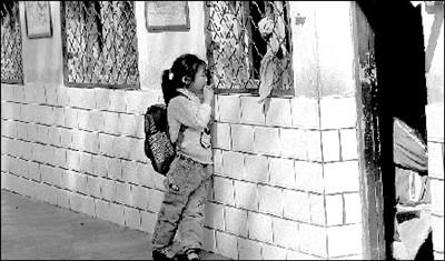 湛江日报:让民工女儿站在窗外听课,于心何忍? - wzs325 - 王志顺