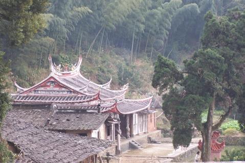 闽南宫庙记略(23):天马岩 - 老陶e - 闽南民俗、风物