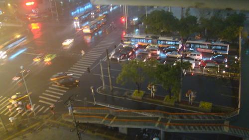 北京昼如白夜,雷电交加,机场关闭 - 李光斗 - 李光斗的博客