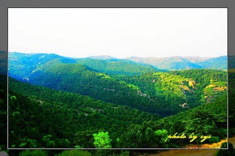 [原创]神州山水(09)山西榆次龙王山《》 - 自由诗 - 人文历史自然 诗词曲赋杂谈