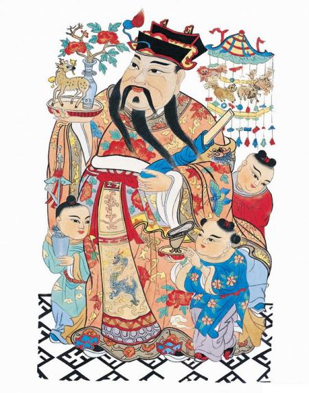 你知道古代三十六行的祖师爷都是谁吗? - 郭靖 - 郭靖的博客