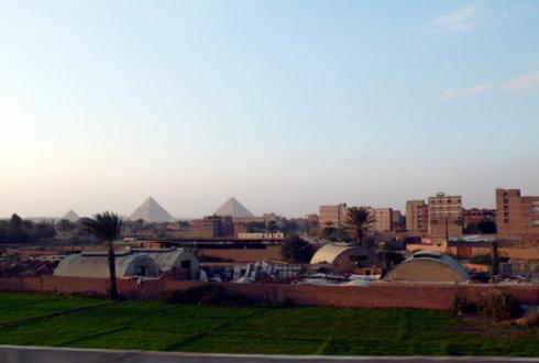 闲话:重返埃及之二 - 方方 - 方方