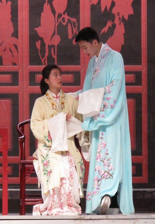 北京·国家大剧院·桃花扇 - 米兰Lady - 兰笺