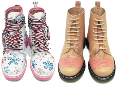 一双靴的表情 - missfaye - Miss Faye
