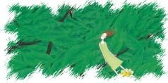 [原创]春(一) - Kajia - 脚印一点点