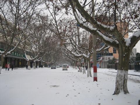 原创雪中的快乐[图文] - 微尘 - 消化百味  享受快乐