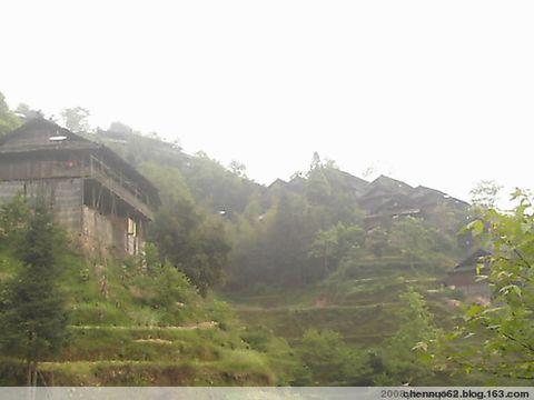 【多图】最原始的生活 - 我的苗家女孩 - 广西柳州市三江侗族自治县富禄苗族乡