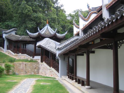 谒岳麓书院 - 包月阳 - 包月阳的清水斋
