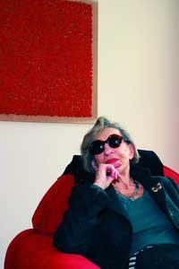 法国女设计师安德莉·普特曼 - 灰色·人生 - 墓