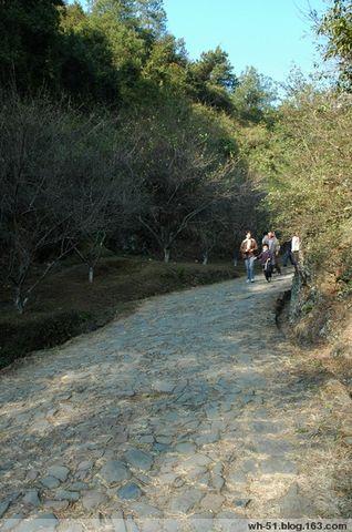 梅关古道 - 江河海 - 江河海的博客