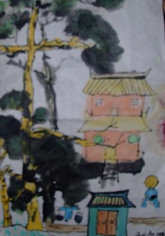 2009年2月12日 - qcmfcao - 七彩魔方美术基地