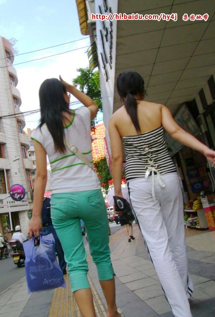 【转载】绿裤紧臀MM - zhaogongming886 - 东方润泽的博客