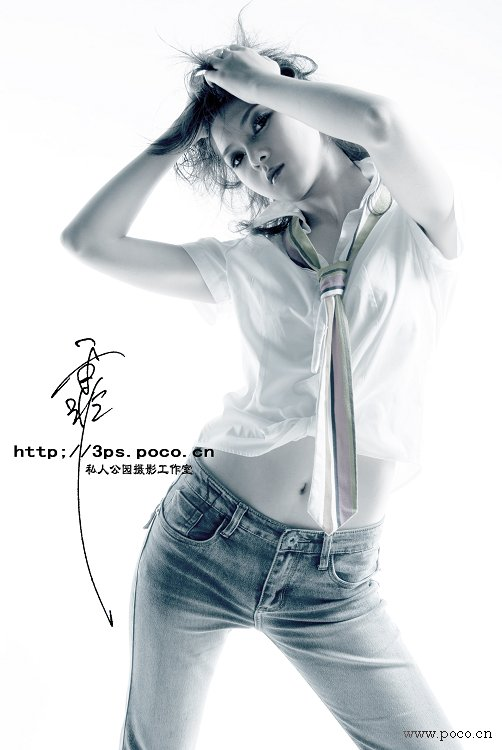 另一种蜕变(人像摄影) - 唐萧 - 唐萧博客