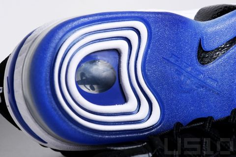 AIR PENNY II retro - US10 - US10的鞋子们的故事
