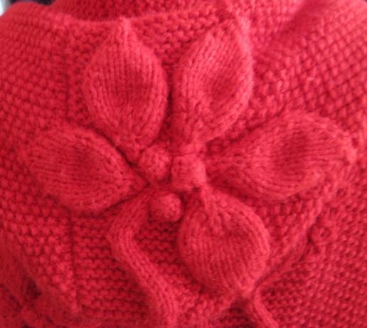 红三月---大衣教程来了 - 停留 - 停留编织博客