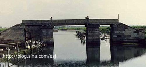 绍兴古桥.越城区斗门镇古桥遗存16座(转) - 河山 - 河 山 de boke