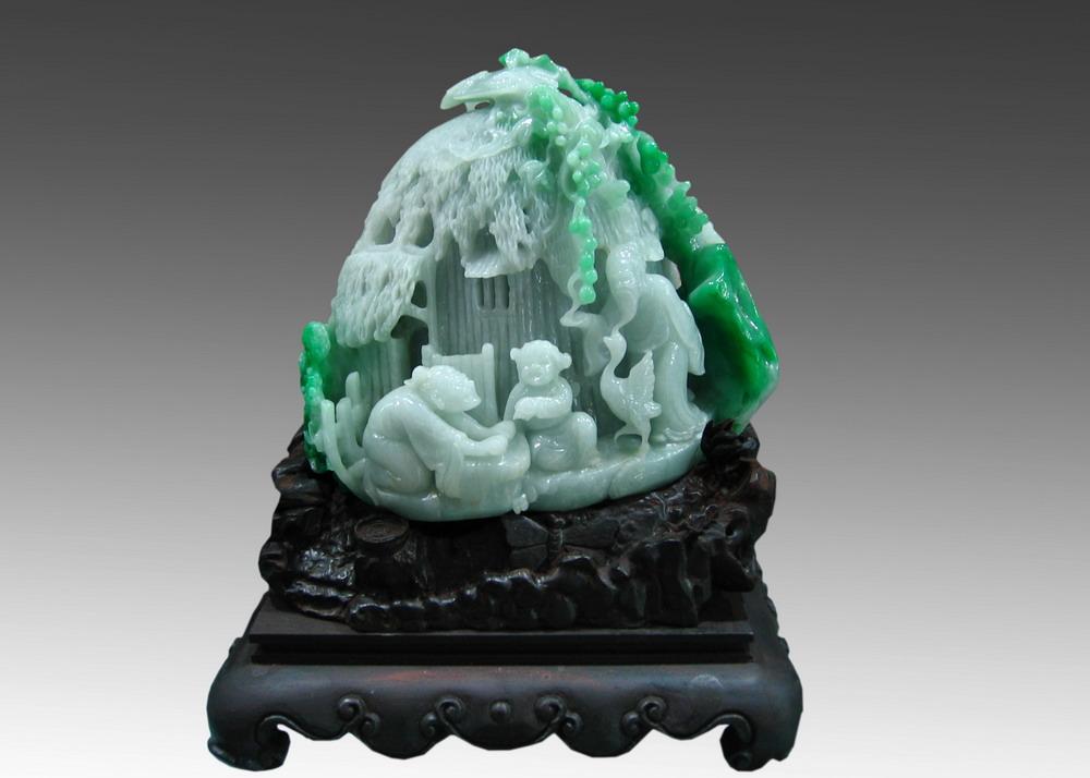 美石精雕    36 - h_x_y_123456 - 何晓昱的艺术博客