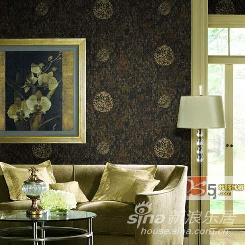 欧式风格装修的房间应选用线条繁琐